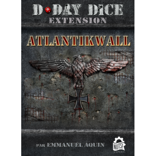 • D-Day Dice : Atlantikwall - FRENCH VERSION